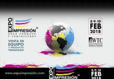 EXPO IMPRESIÓN FEBRERO MÉXICO 2018
