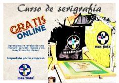 Curso de Serigrafía Básico GRATIS Online